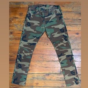 Polo Ralph Lauren Sullivan Slim-Fit Camo Jeans